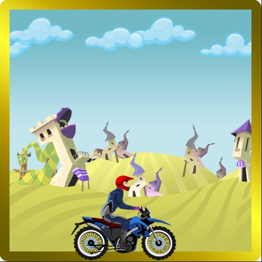 Monster Bike Racing