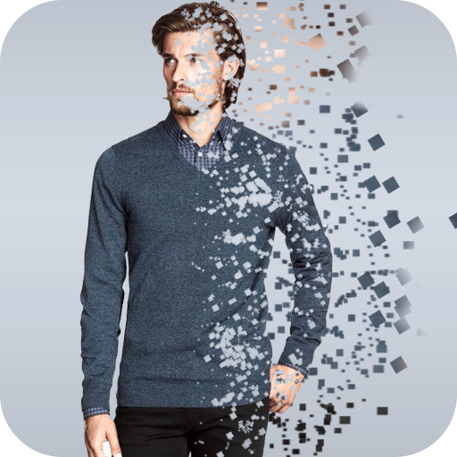 New pixel effect photo art editor 2017