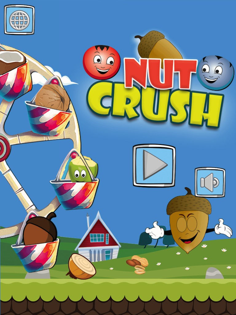 Nuts Crazy Crush