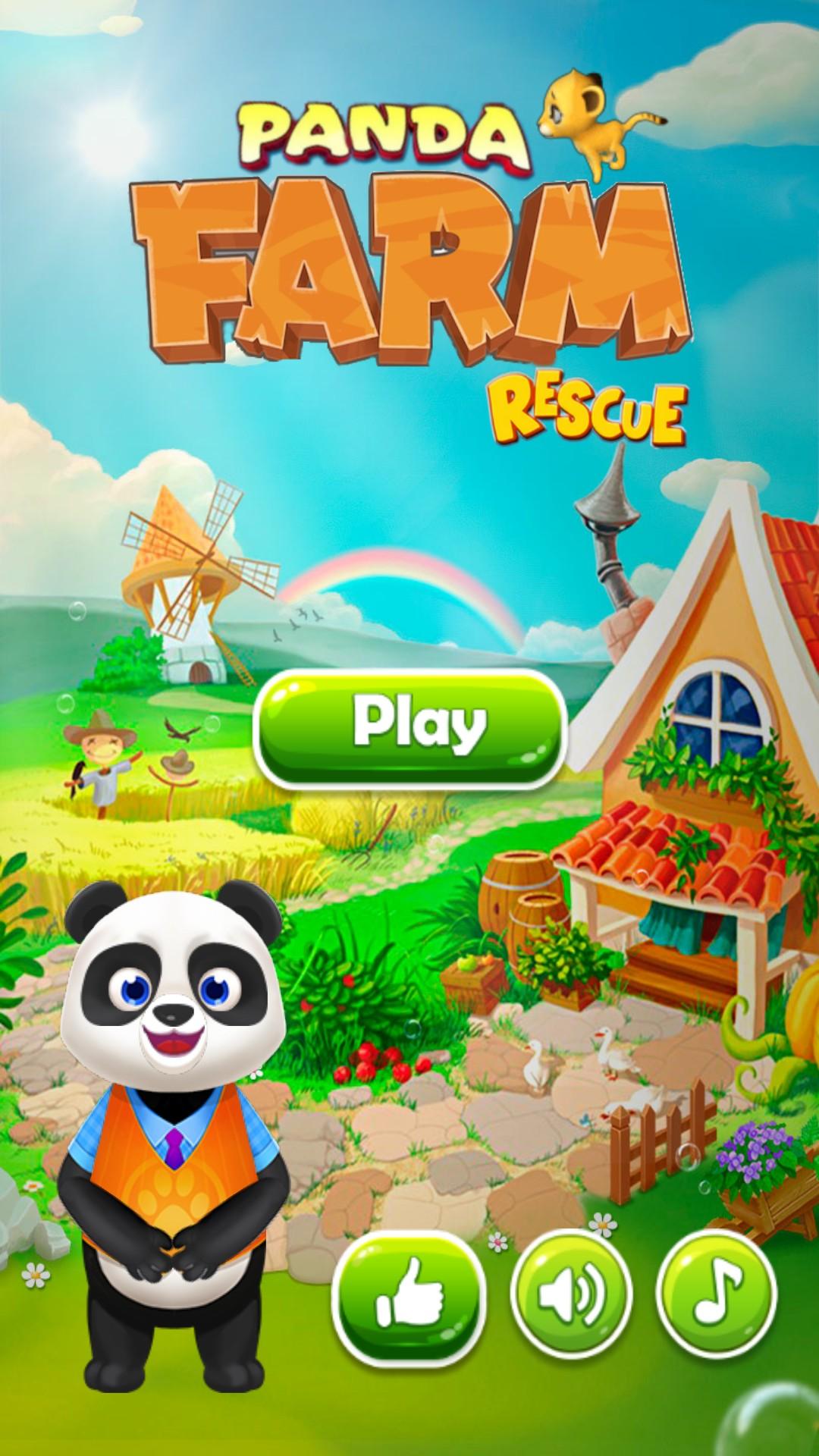 Panda Farm Rescue