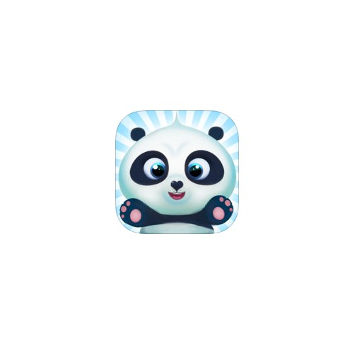 Pu - Babies panda bears virtual pet care game