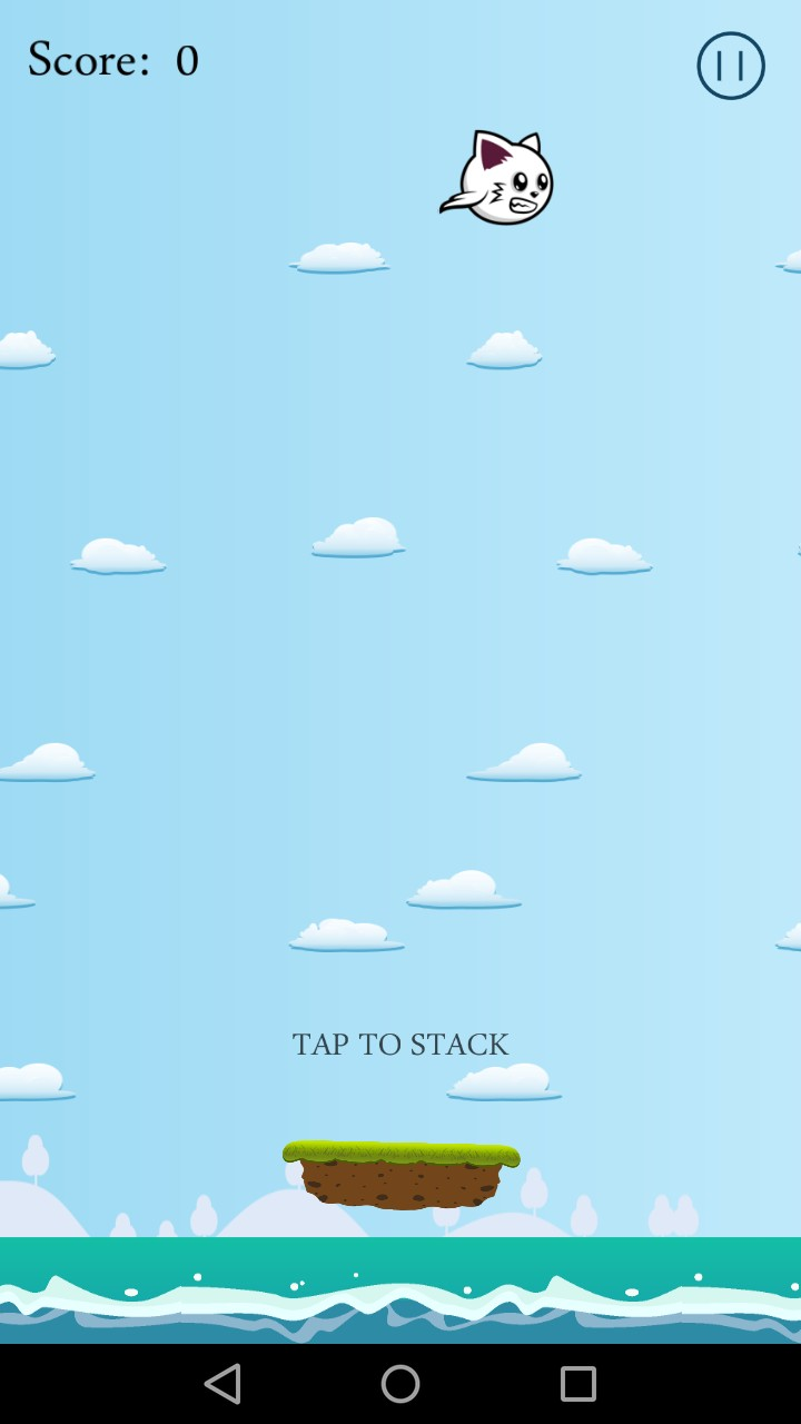 Stack Up 2D