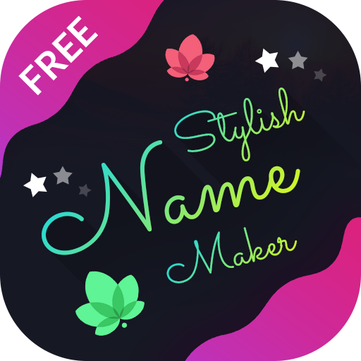 Stylish Name Maker & Quotes Design