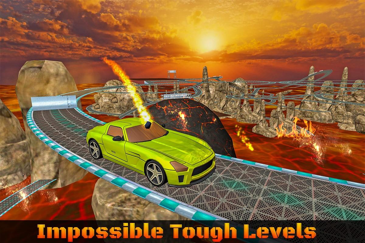 The Floor is Lava: Car Parking Challenge