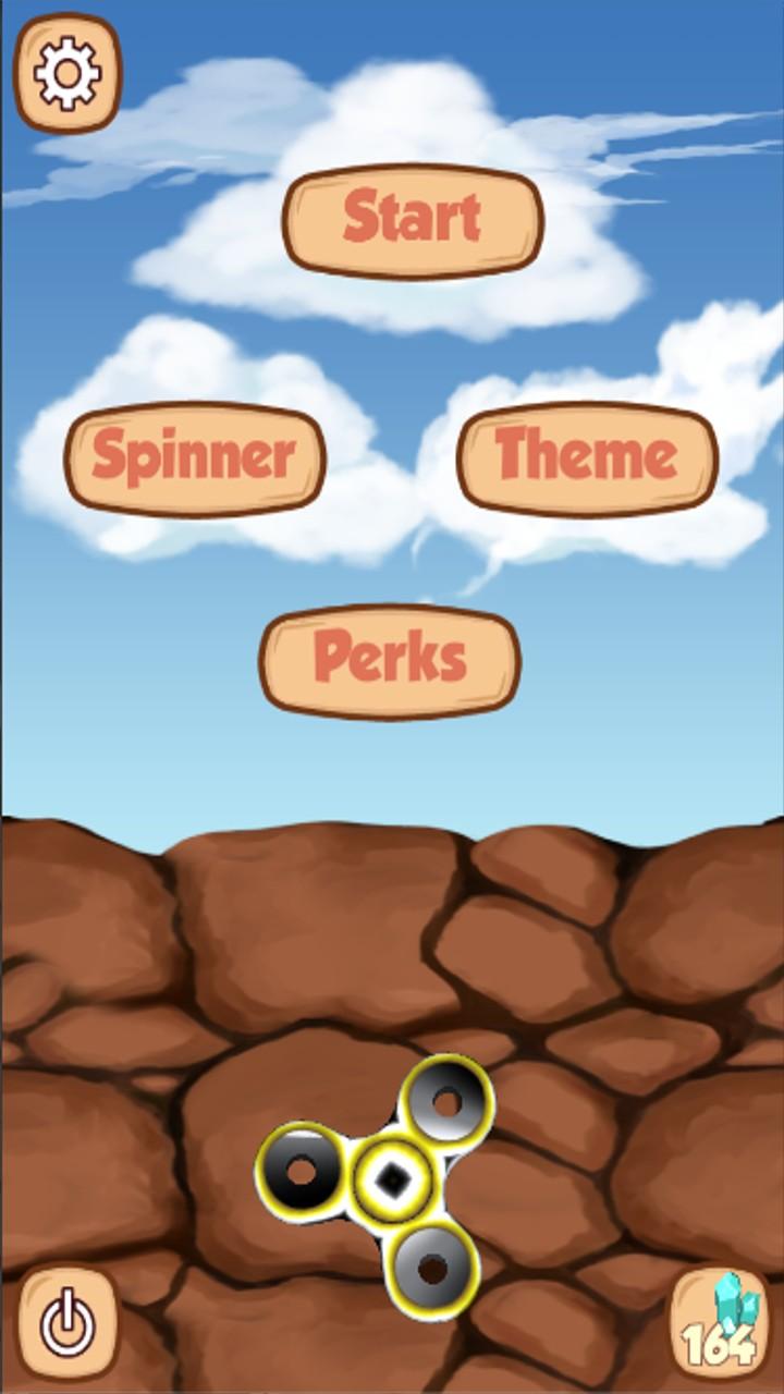 Tricky Fidget Spinner