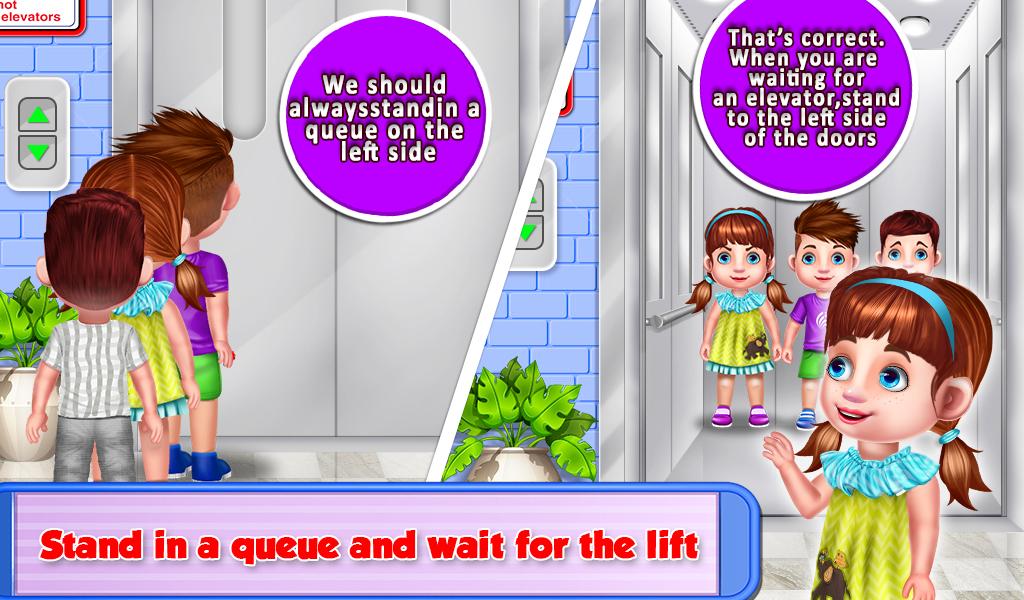 Child Lift Safety