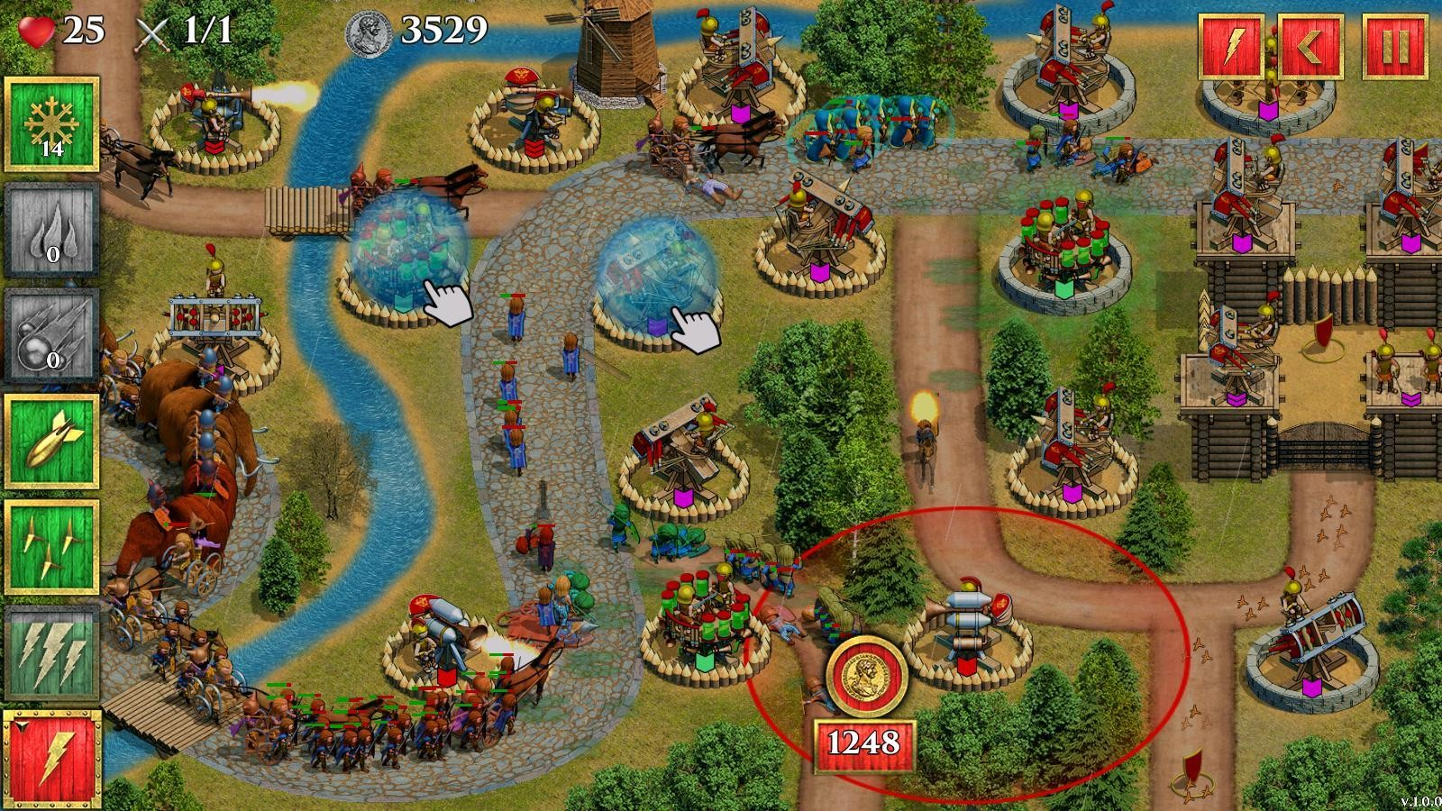 Defense of Roman Britain TD