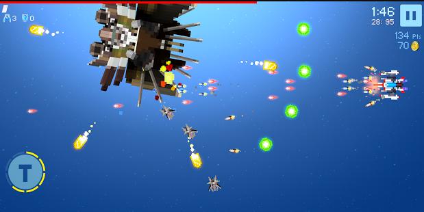 Gold Flower - Bullet Hell Shooter