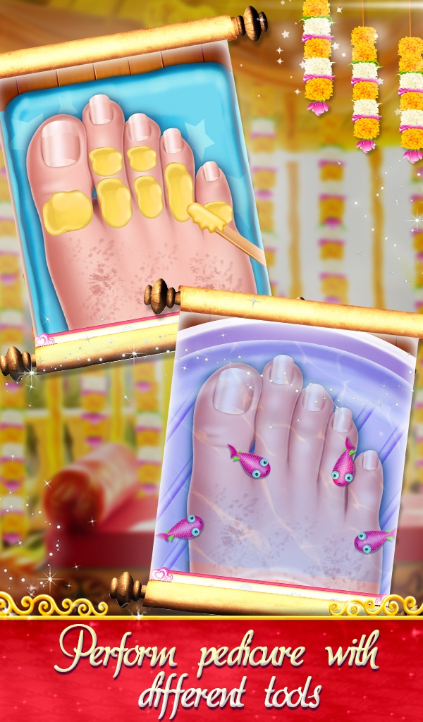 Indian Princess Mehndi Hand & Foot Spa Salon