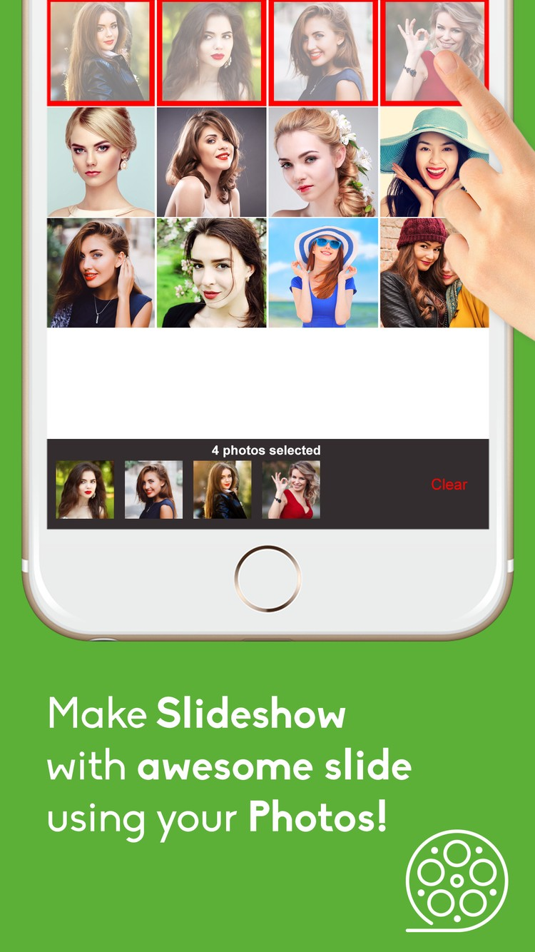 PictureSlideShow - Video Maker with Music