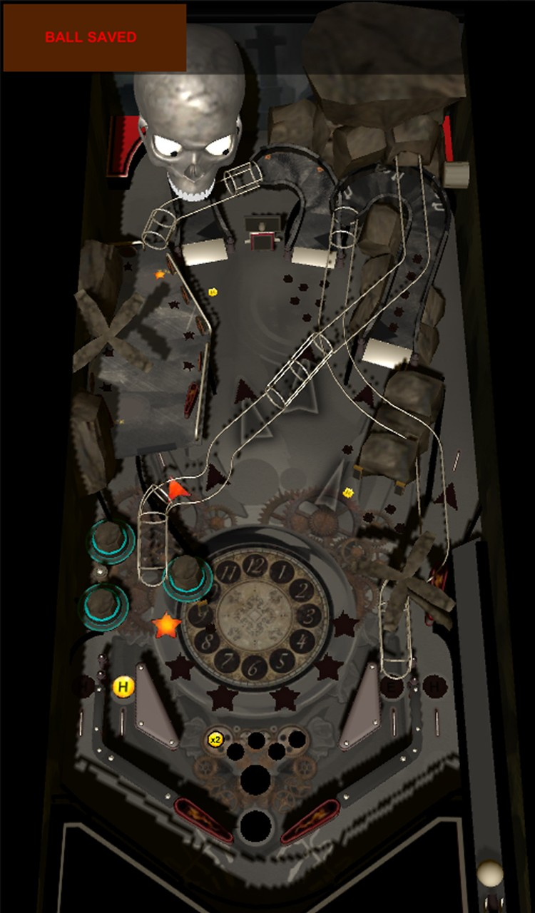 Pinball playground arcade