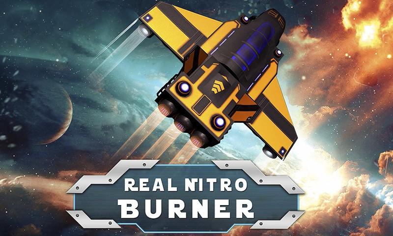 Real Nitro Burner