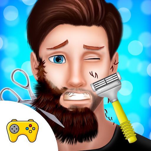 Celebrity Fashion Beard Salon Makeover