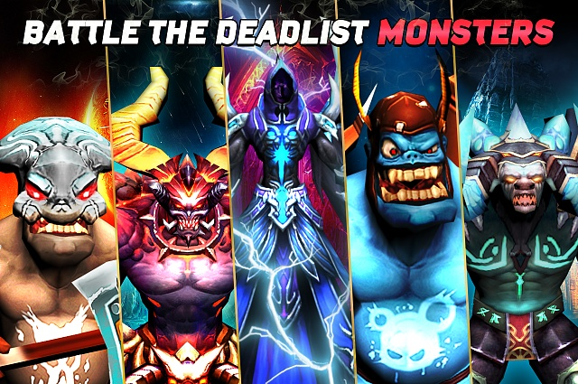Clash of Monsters - Monster Legends