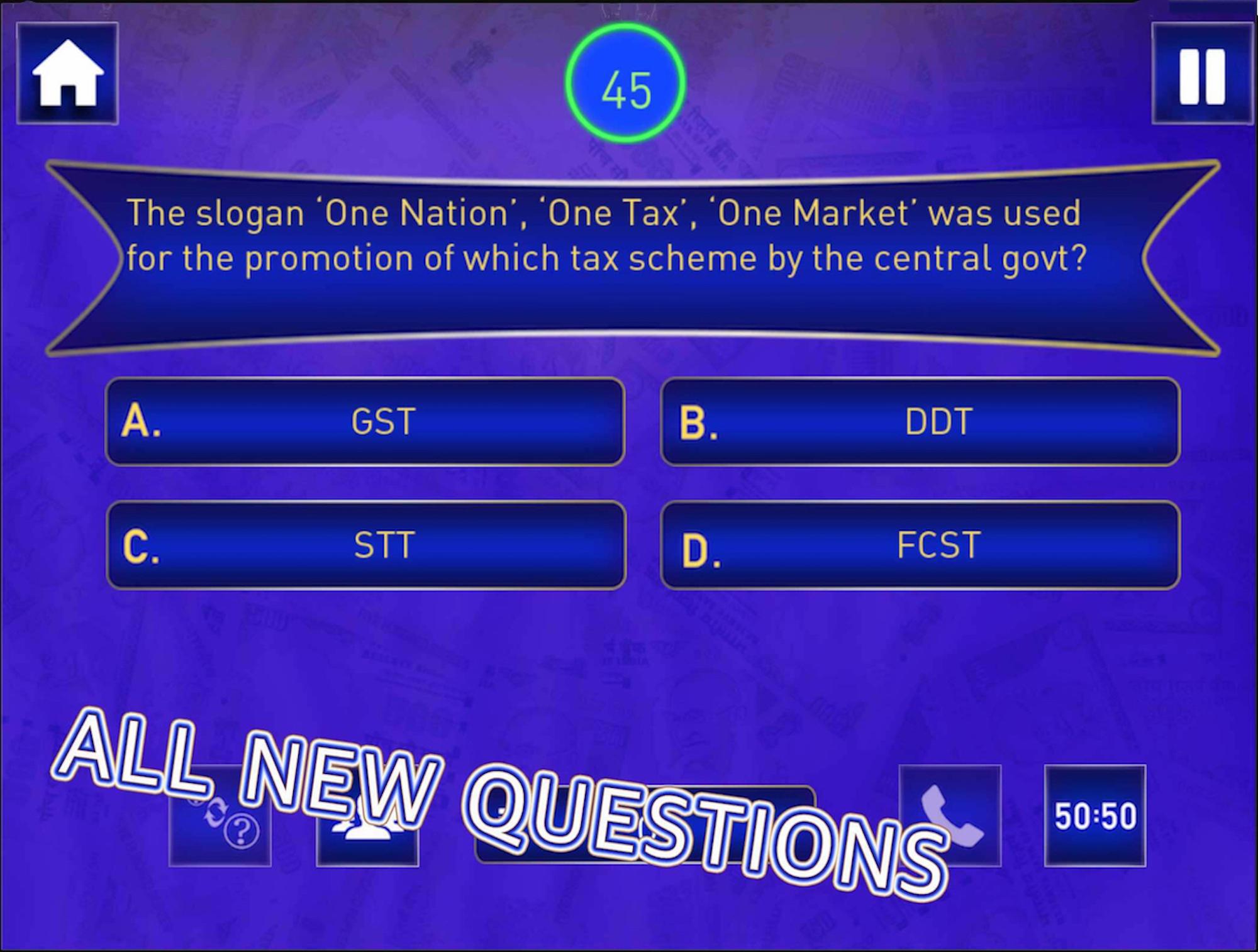 Crorepati Quiz Season 9 2018