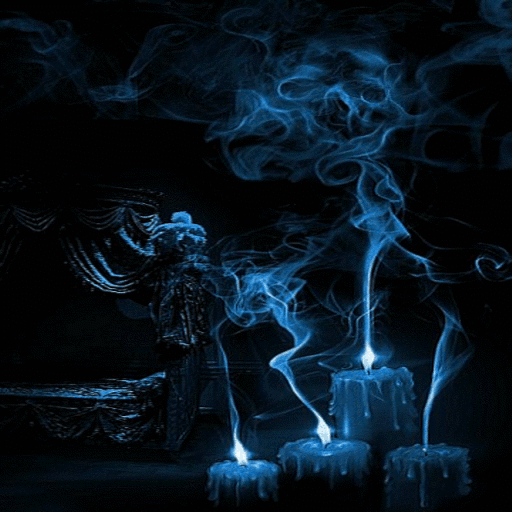 Dark Candles Live Wallpaper