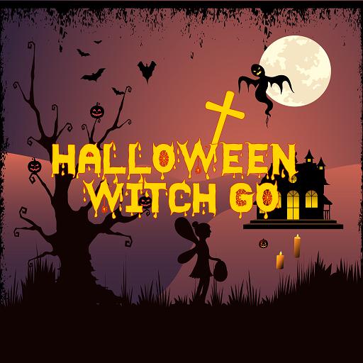 Halloween Witch Go
