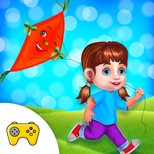 Kite Flying Adventure Game