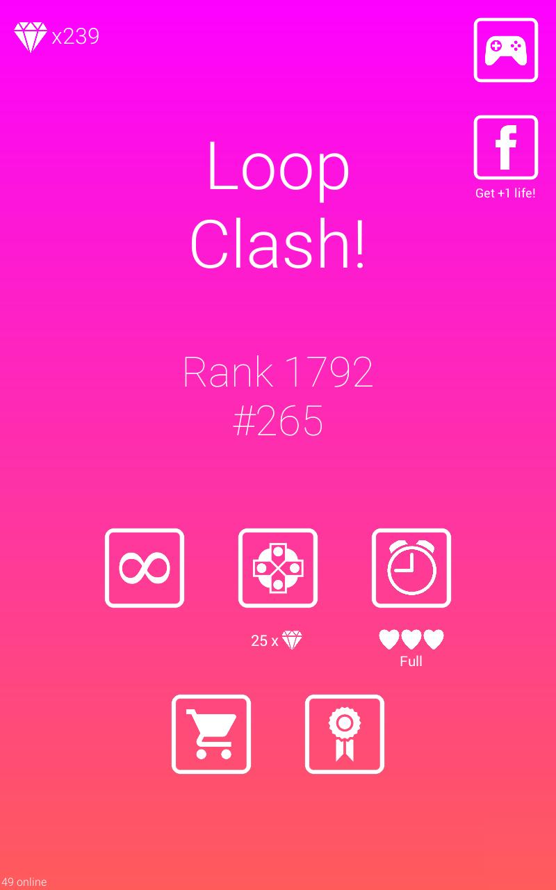Loop Clash!