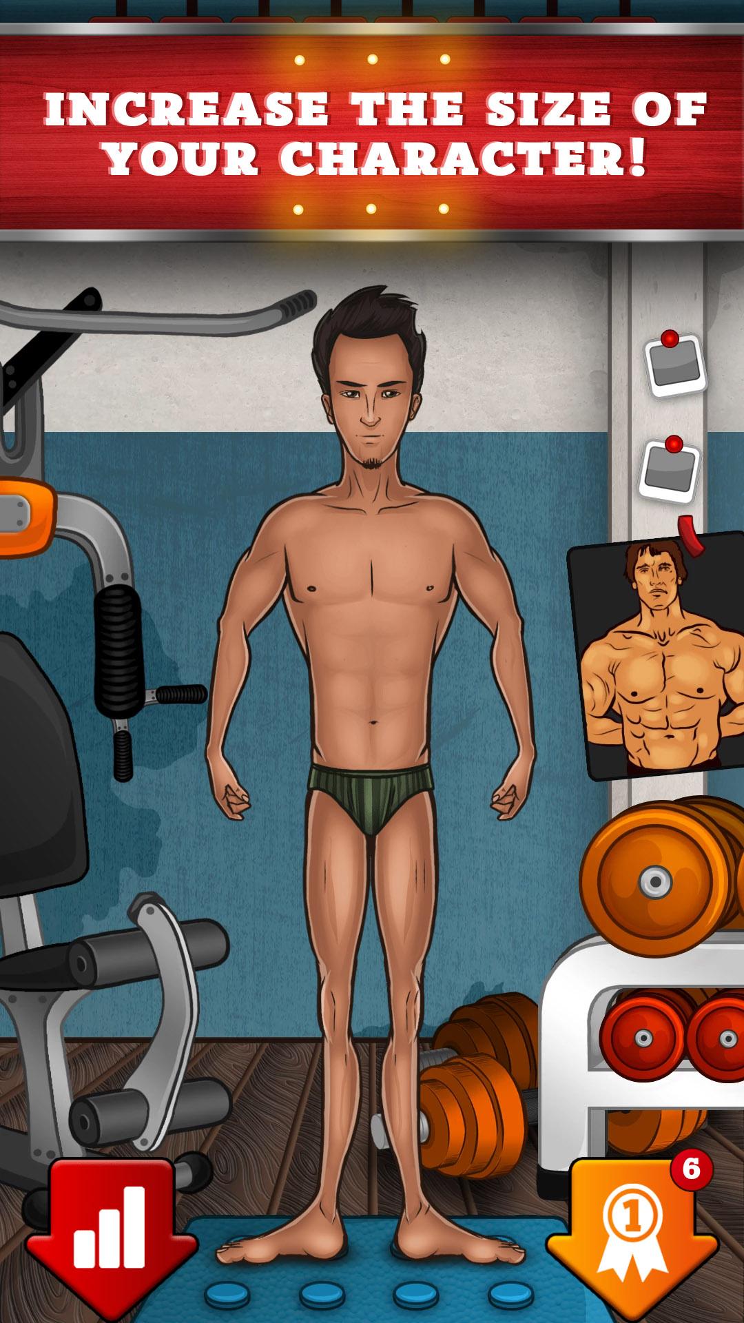 Make Your Bodybuilder