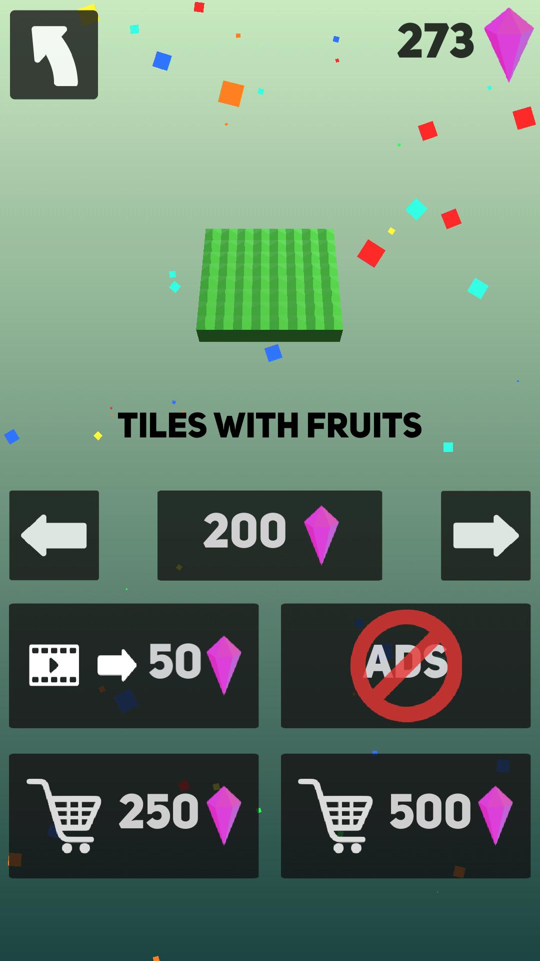Memory Tiles 3D