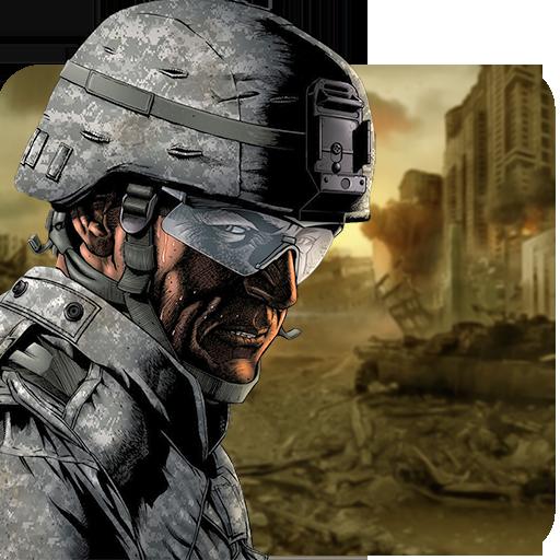 Military Clash of Commando Shooting - CoC