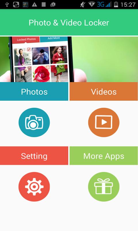 Photo & Video Locker - Free