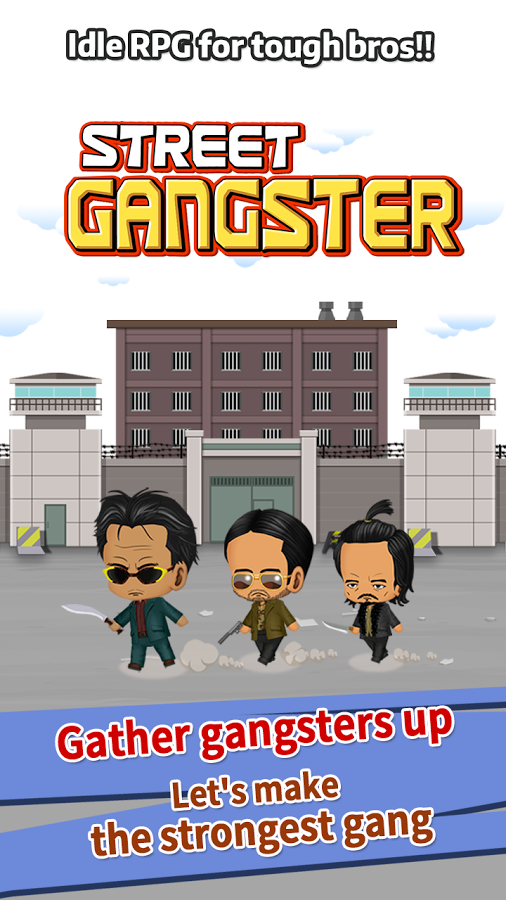 Street Gangster : Idle RPG