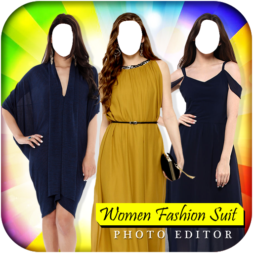 Women Fashion Suit Photo Editor