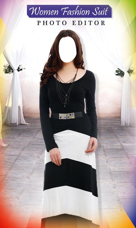 Women Fashion Suit Photo Editor