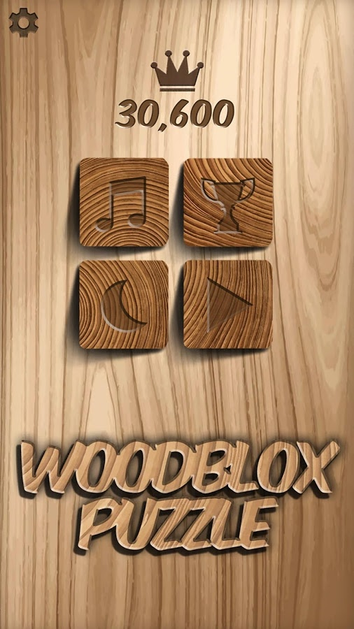 Woodblox Puzzle - Wood Block Puzzle Game