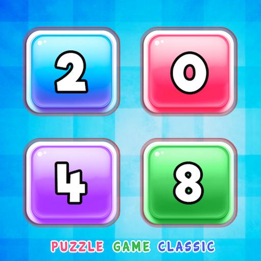 2048 Puzzle Game Classic