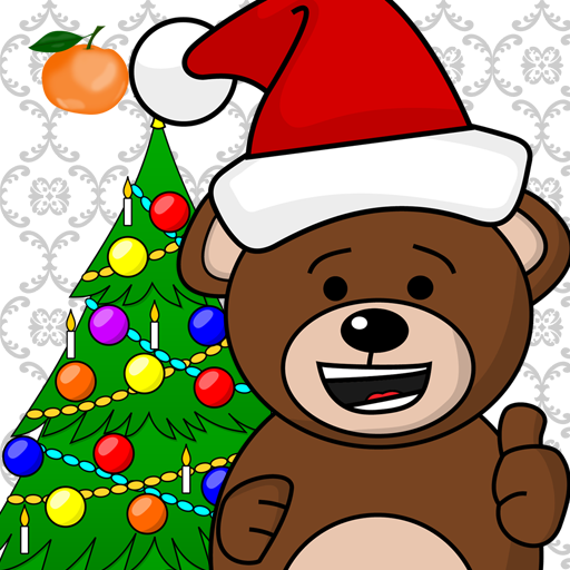 Bruno Bear Christmas Games