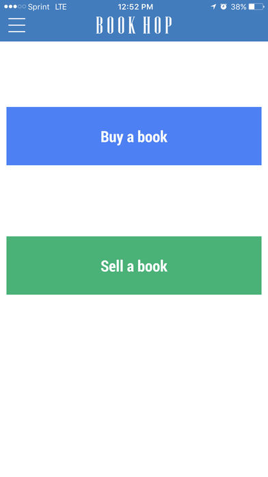 BUYING AND SELLING APP-BOOKHOP