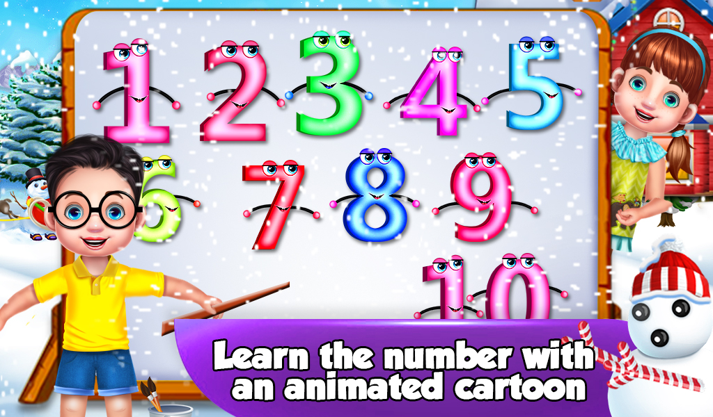 Christmas Counting Activities For Kids