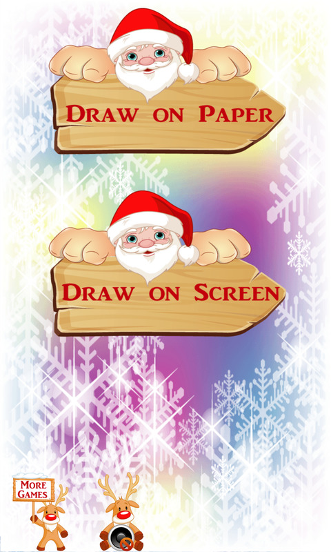 Christmas - How to draw