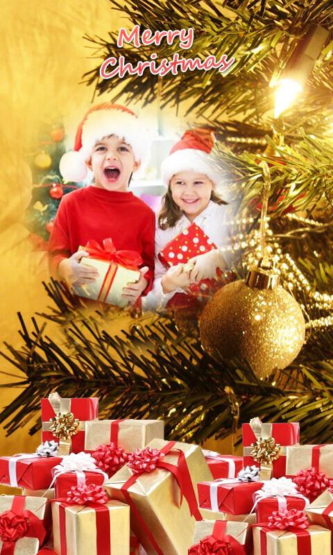Christmas Photo Frames 2018