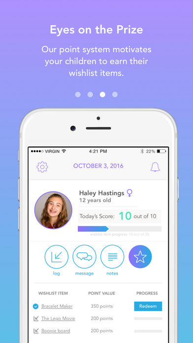 Featured App Listing Request: Social Graces