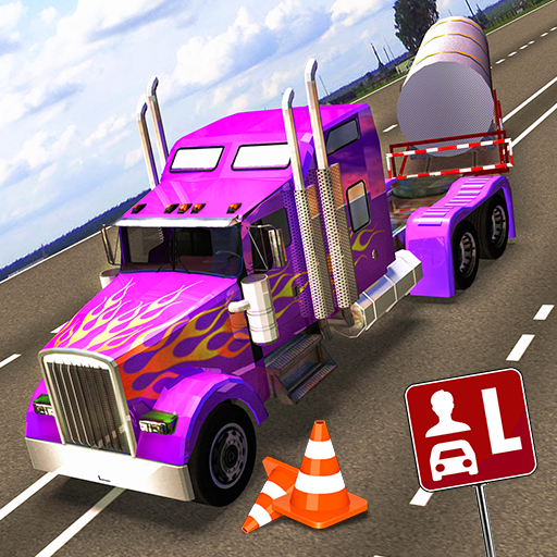 Learning School : Truck Driver 2018