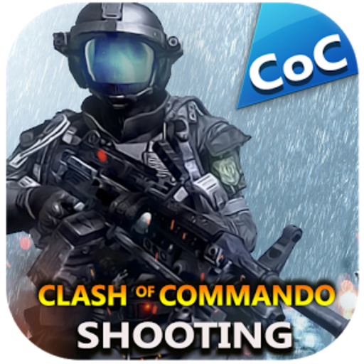 Military Clash of Commando Shooting FPS - CoC