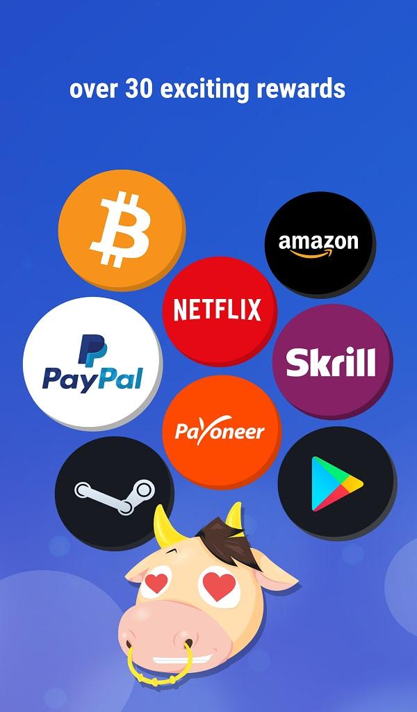 MooCash - Earn Cash, Make Money