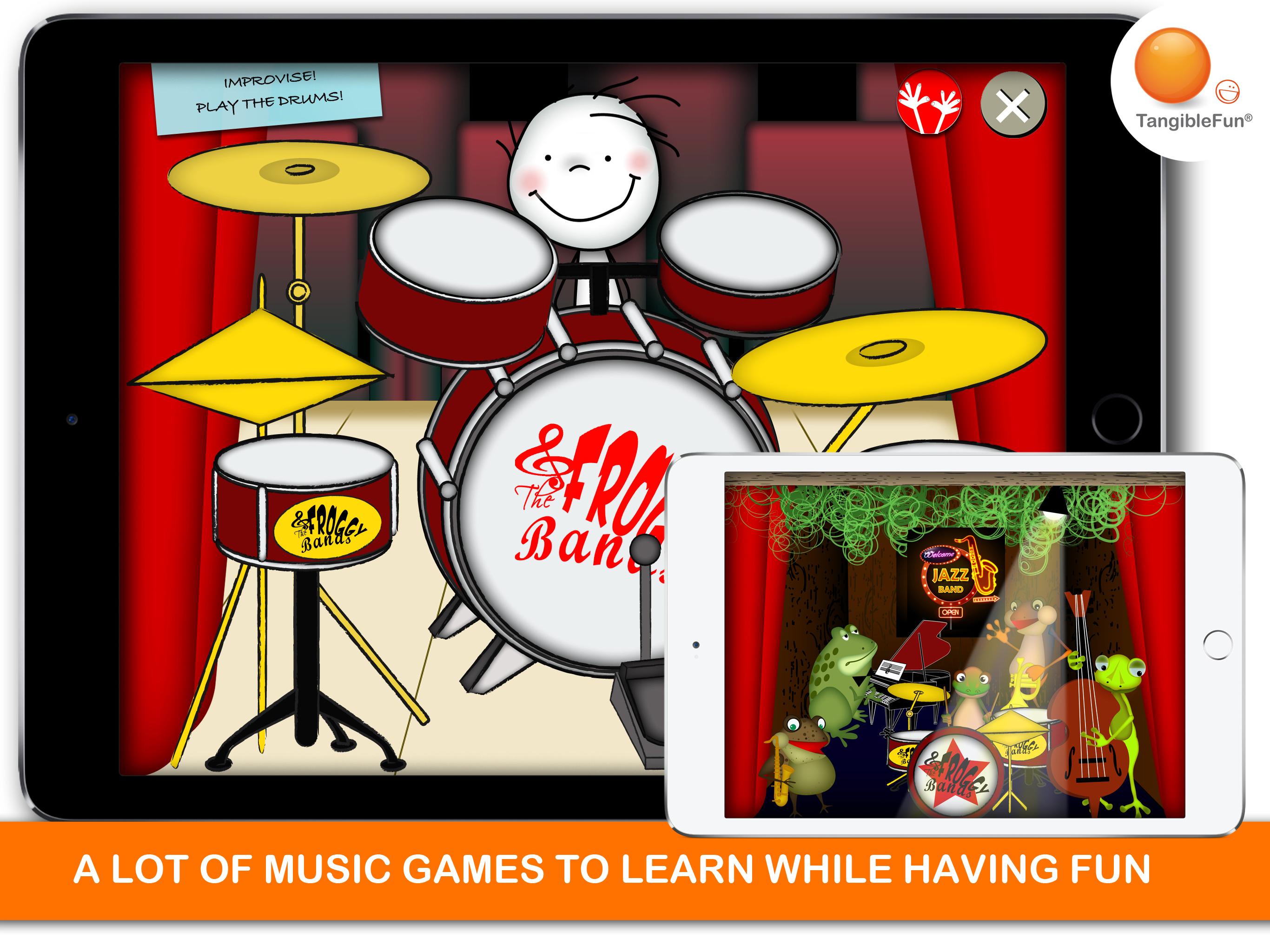 Music Games App