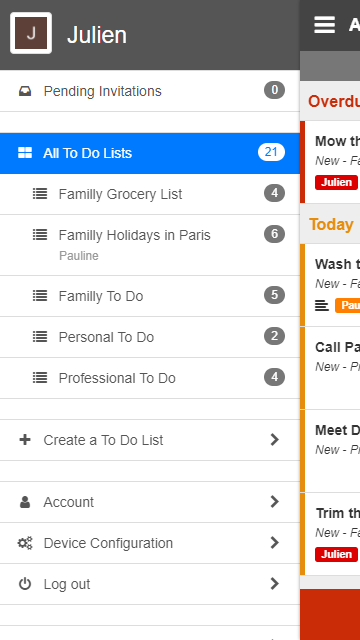 Neteek: To Do List Manager
