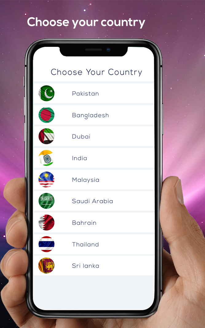Quick Top Up & Mobile Packages-Asia