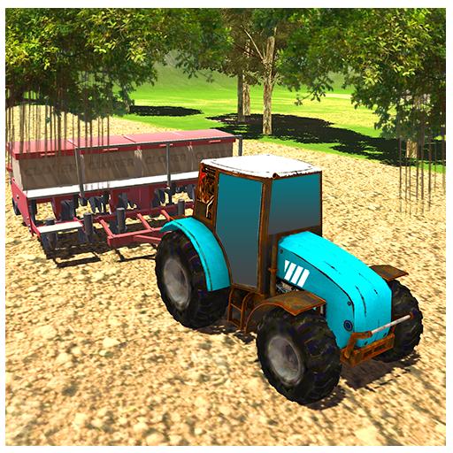 Real Farmer Tractor: Farming Simulator