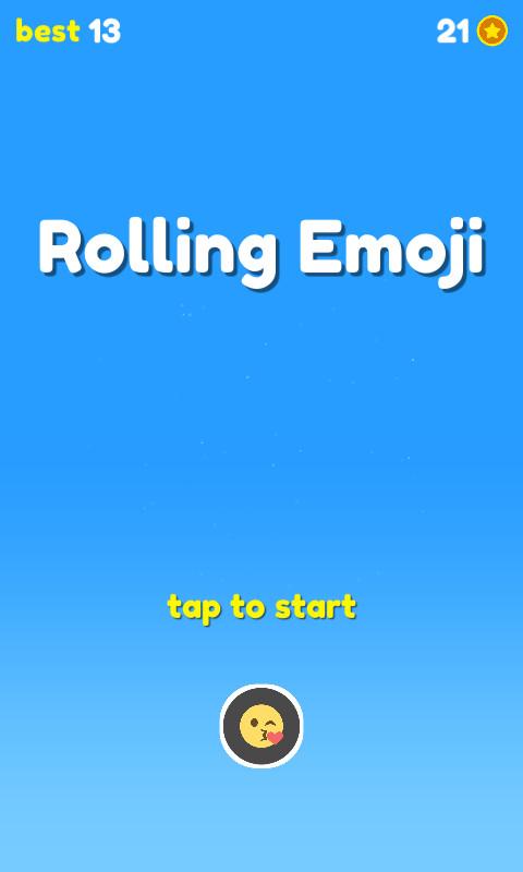 Rolling Emoji
