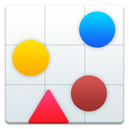 9 Moves - Strategy Ball Game for Everyone!