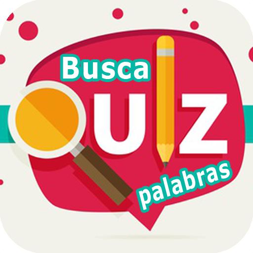 Busca Palabras Quiz