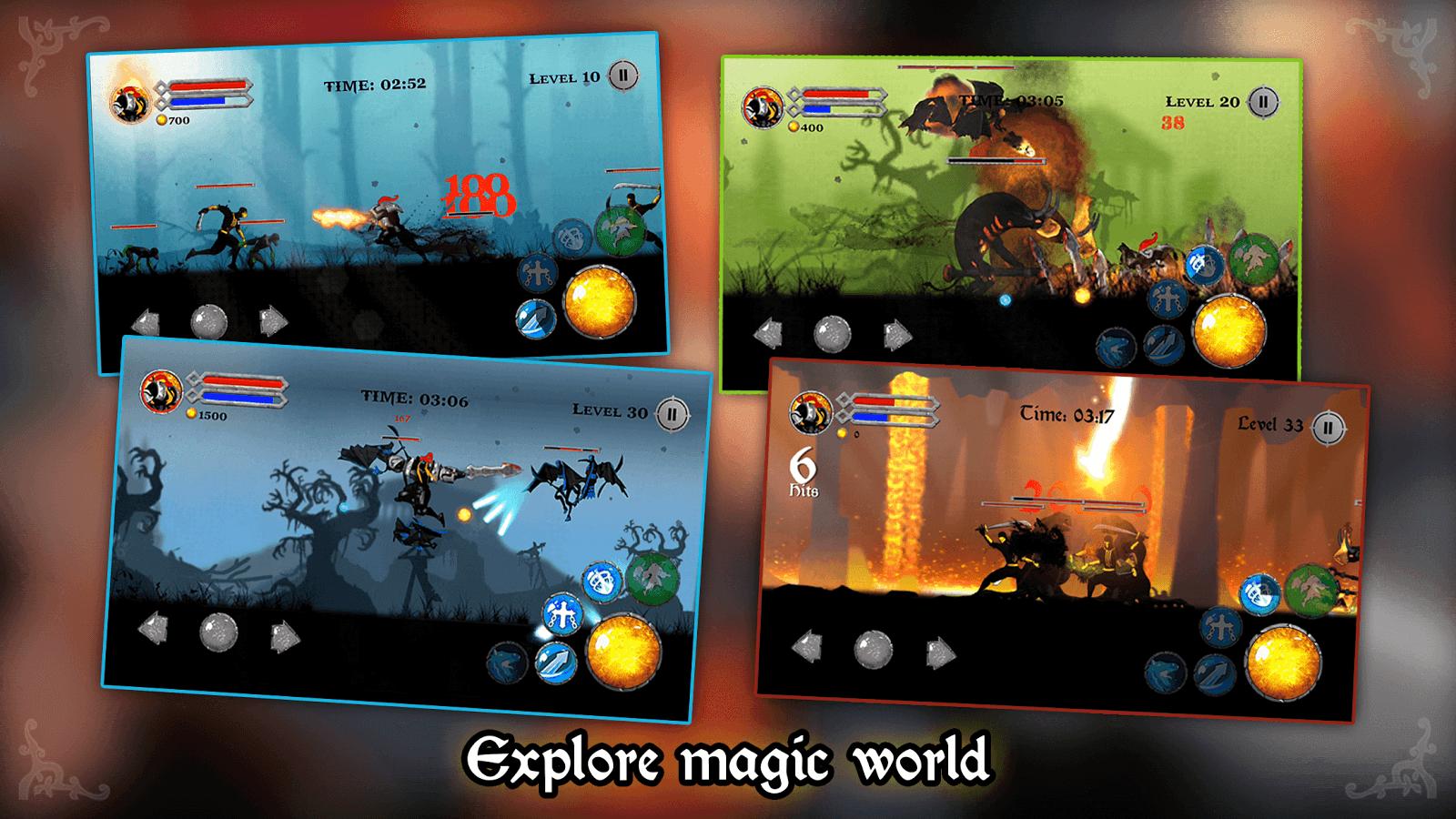 Chaos Knight - RPG Shadow Battle