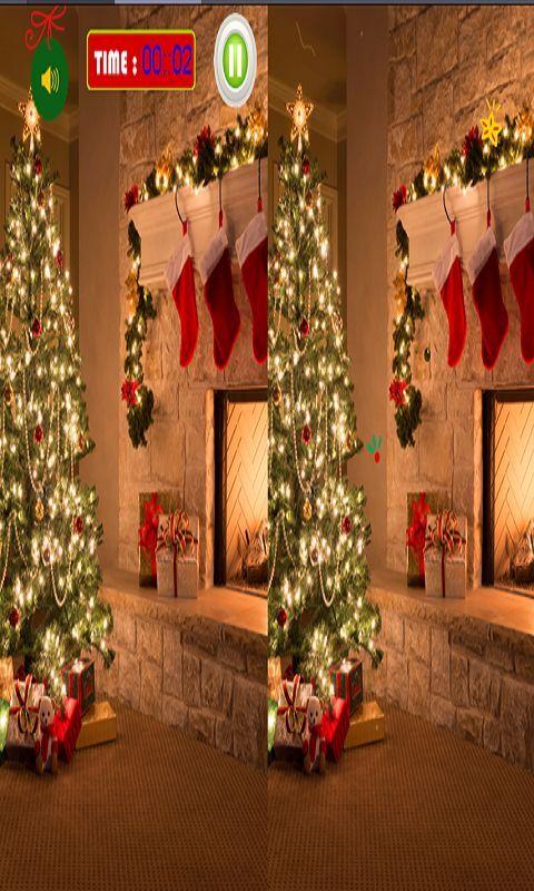 Christmas Find Santa